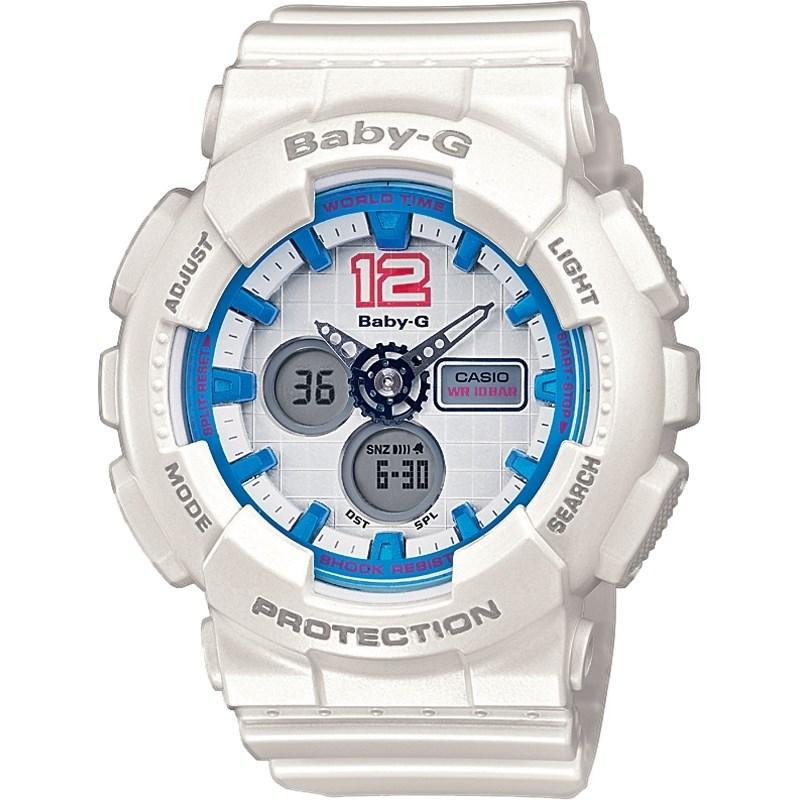 b104617fc89 Relógio G-Shock   Baby-G BA-120-7BDR - build